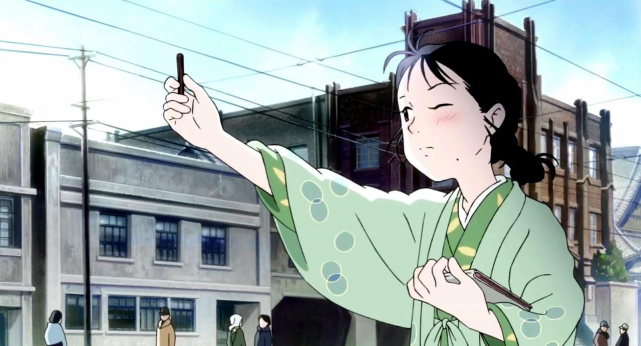 หนึ่งภาพยนตร์อนิเมชั่นที่คนรักประวัติศาสตร์ญี่ปุ่นไม่ควรพลาด!!