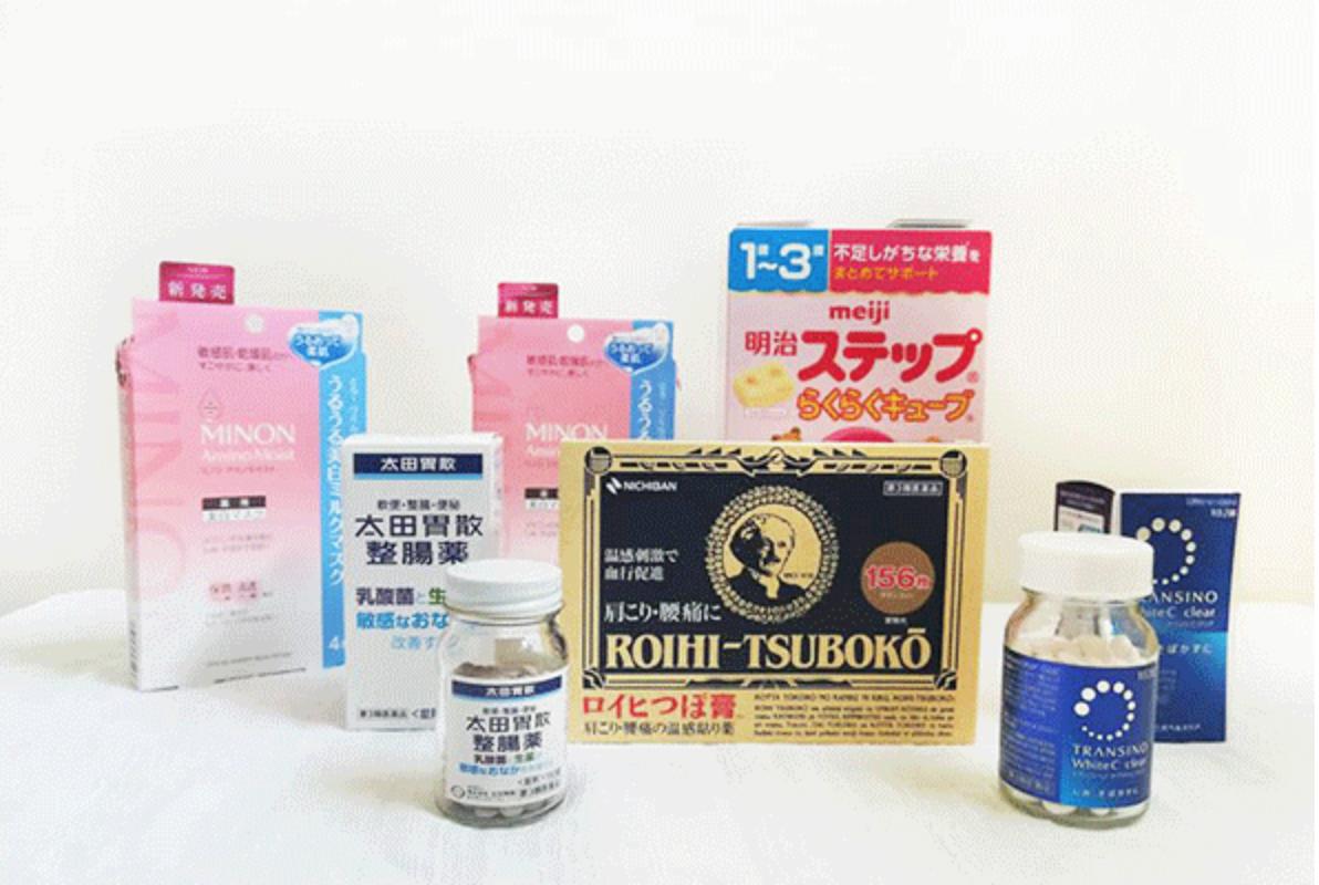 5 ไอเทมน่าซื้อในร้านขายยาญี่ปุ่น