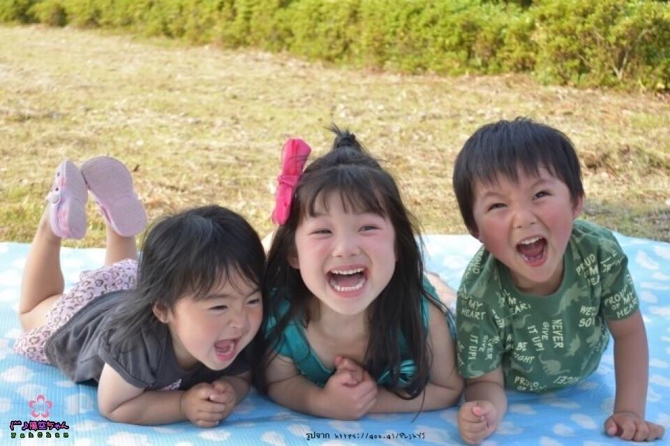 มาเรียนรู้คำศัพท์ญี่ปุ่นสำหรับเด็กเล็กกันเถอะ