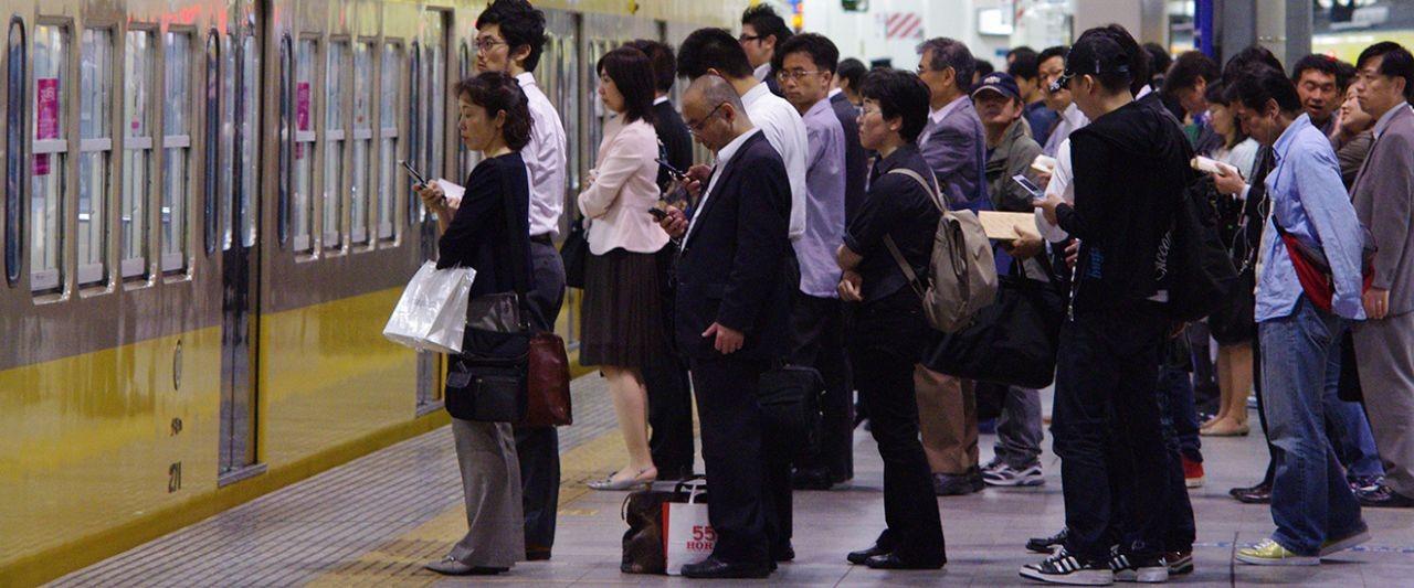 มารยาท+สิ่งที่ไม่ควรทำเมื่อไปเที่ยวญี่ปุ่น