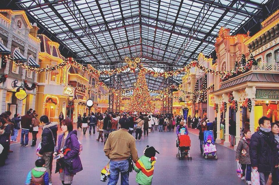 เที่ยว Disney Land ตั๋ววันเกิด