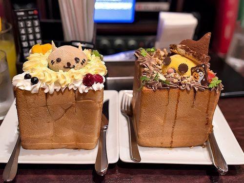 รีวิว:ฮันนี่โทสต์แสนอร่อยจาก Honeytoast cafe สาขาอากิฮะบาร่า