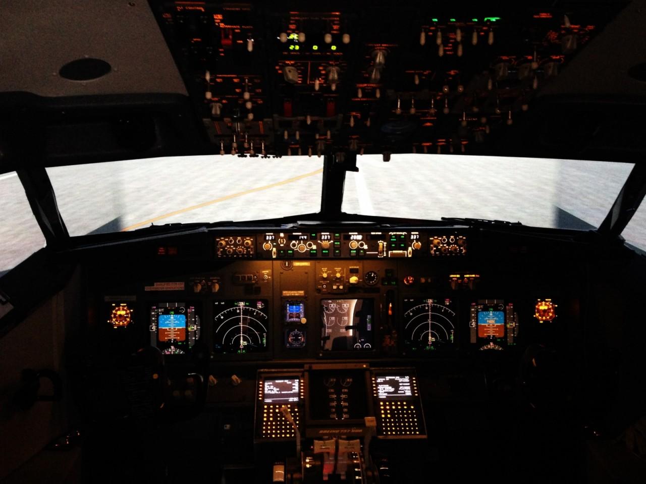 มาลองเป็นกัปตันขับเครื่องบินที่ฮาเนดะกันเถอะ!!
