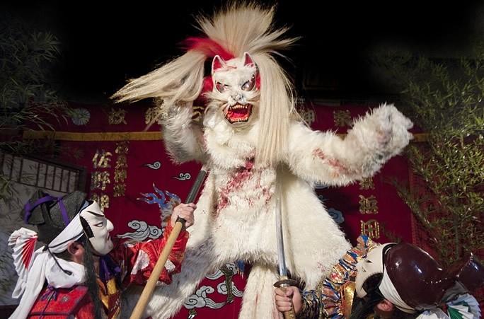 ตำนานปีศาจแมวแห่งญี่ปุ่น ตอนที่ 3 (จบ) อสูรกายลึกลับ