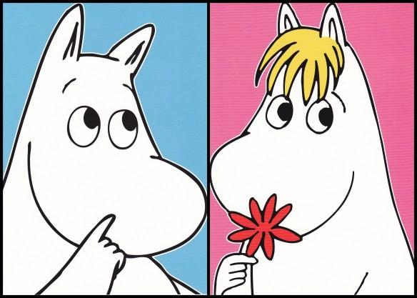 Moomin ฮิปโปเผือก (Part I)