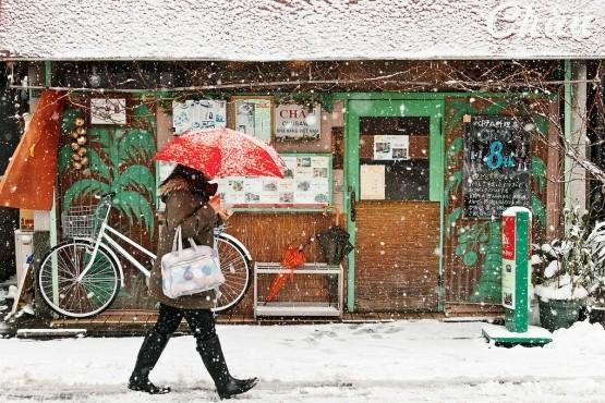 อุ่นชัวร์ !!!  กับสามวิธีรับมือเที่ยวหน้าหนาวในญี่ปุ่น