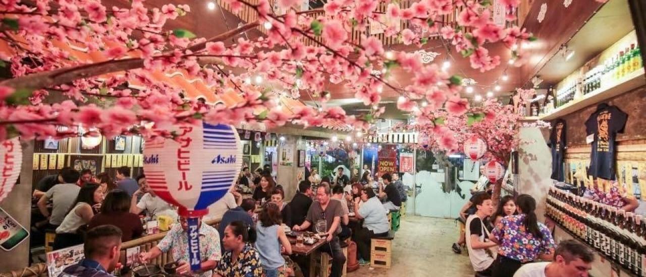พาชิมร้านเหล้าญี่ปุ่นชื่อดัง ไม่ต้องไปไกลแค่ในกรุงเทพ!