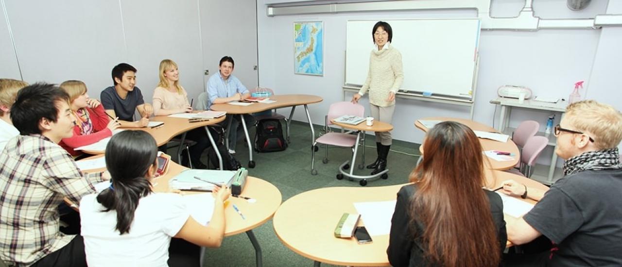 ตามติดชีวิตนักเรียนโรงเรียนสอนภาษา คอร์สระยะสั้น! (ตอนที่ 3 : คลาสพิเศษ)