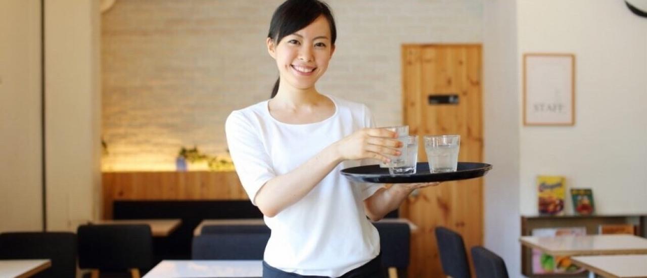 แจกคำศัพท์น่าสนใจสำหรับพนักงานเสิร์ฟในร้านอาหารญี่ปุ่น