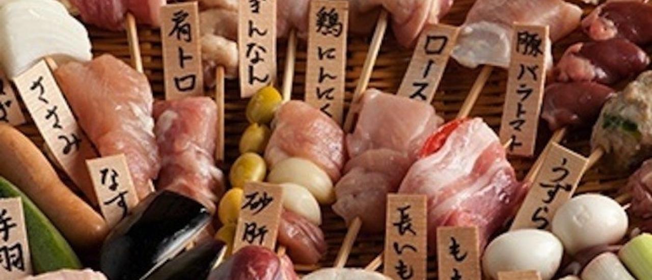 บุฟเฟ่ต์อาหารญี่ปุ่นดริงค์ไม่อั้น ที่ร้านยากิโทริ มารุคิน