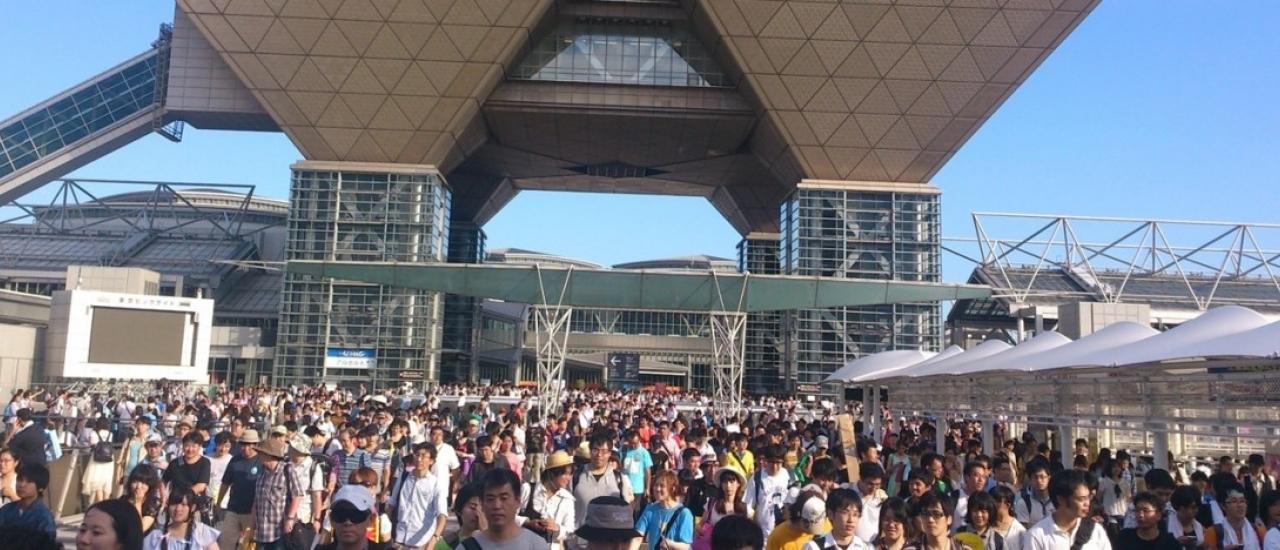 งานการ์ตูนที่ใหญ่ที่สุดในญี่ปุ่น Comiket