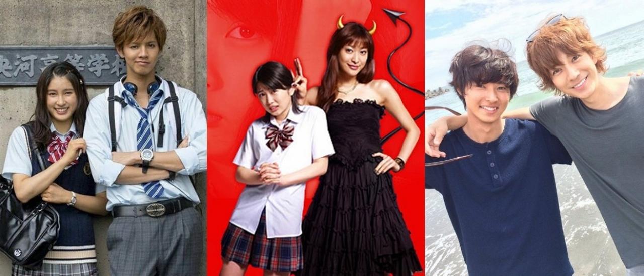 ซีรีส์ญี่ปุ่นแนวพี่น้อง 8 เรื่อง 8 รส พลาดไม่ได้แม้แต่เรื่องเดียว!