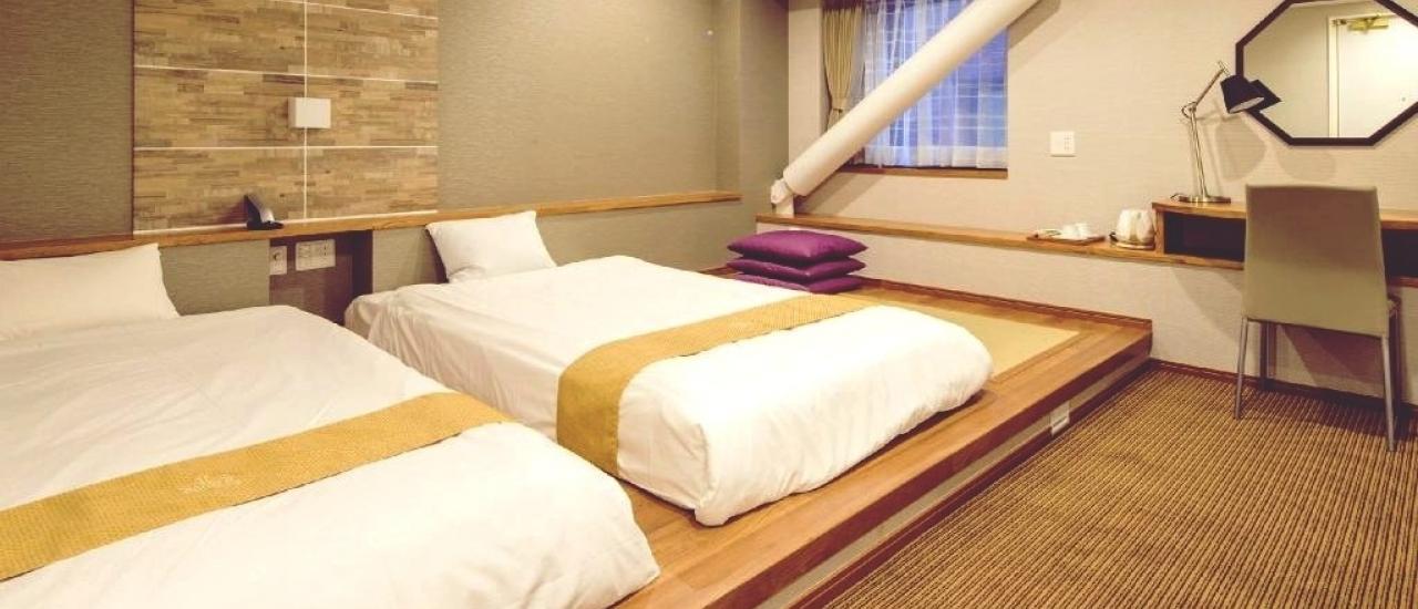 รีวิวโรงแรม New Osaka Hotel : เดิน 3 นาทีก็ไปรอขึ้นชินคันเซนได้